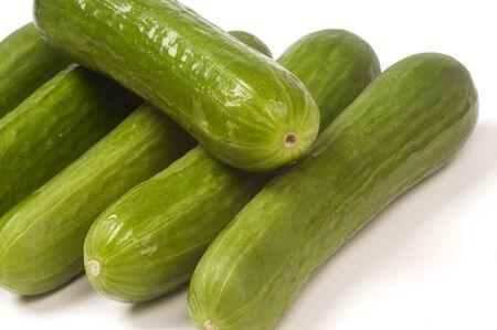 cucumbers:  persian mini seedless cucumbers