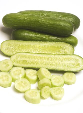 Persian mini seedless cucumbers food gourmet specialty