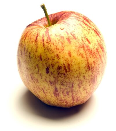 jonagold apple hybrid of jonathan and golden delicious apple Stock Photo - 7894470