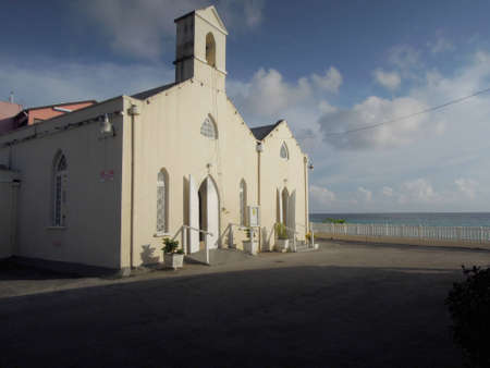 lawrence: Church of St  Lawrence The Gap Barbados