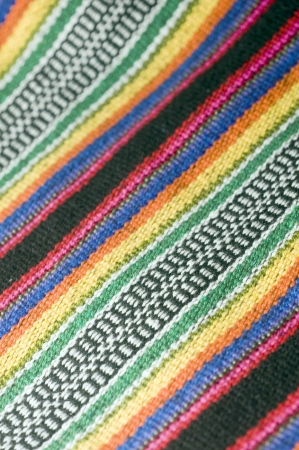 colorful cotton material textile used for Colombian men
