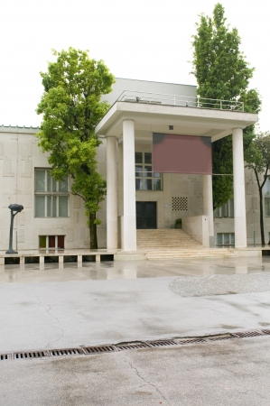 Slovenian Museum of Modern Art Ljubljana Slovenia Europe Editorial