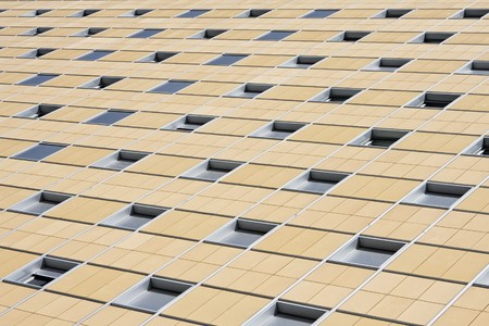Texture of modern building windows Stock Photo - 4388281