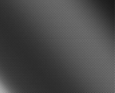Carbon fiber composite doek plat met glans