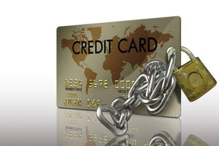 obligaciones: t�pica de pl�stico de tarjetas de cr�dito con fecha de caducidad y de bloqueo