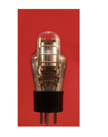 amplification: Vintage thermionic valve