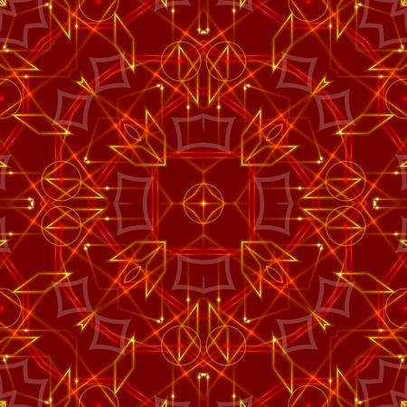 fond abstrait rouge: