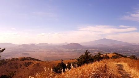 Hanla mountain, Mother of oreum