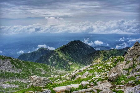 Triund View From Indrahaar Paas
