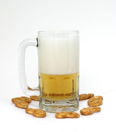 pretzels: Beer and Pretzels