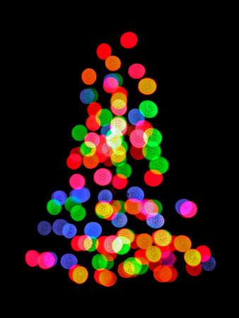 クレイジーのクリスマス ツリーの点灯