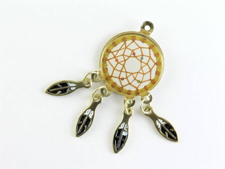 Native American dream catcher lucky charm