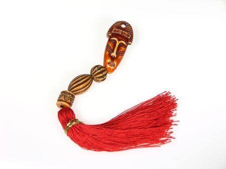 アフリカのクワンザ クリスマス ツリーの飾り