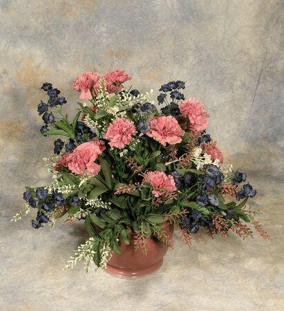 春の花束静物