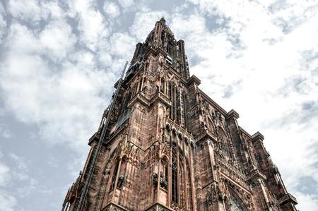 Cathedrale Notre Dame de Strasbourg