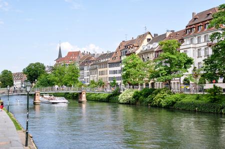 Strasbourg, Rhein Editorial