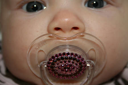 Bling Pacifier photo