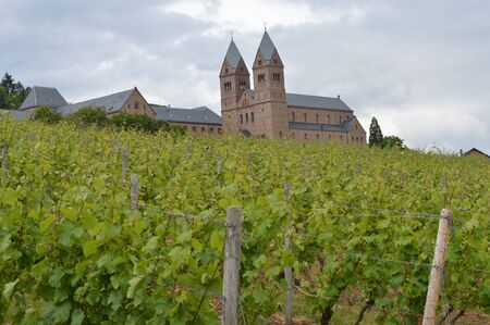 friaries: Abbey St. Hildegard near Ruedesheim am Rhein Germany