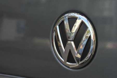 vw: Wolfsburg, Germany - September 25, 2015 - Volkswagen VW cheating in tests for pollution and emissions of its diesel motor in the us
