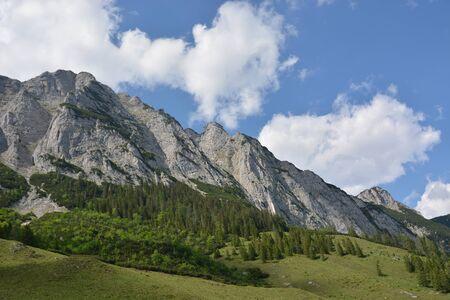 Beautiful Kallbrunnalm in Austrian Alps