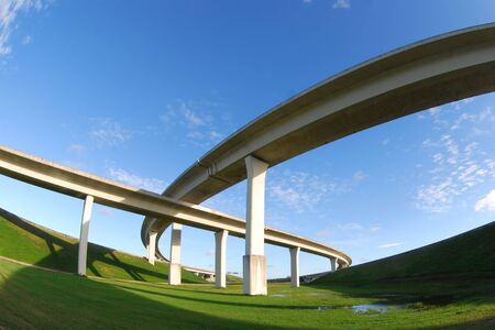 overpass: expressway
