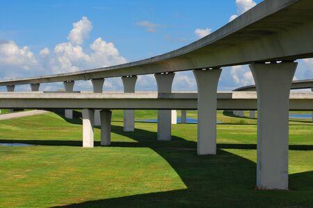 expressway: empty expressway