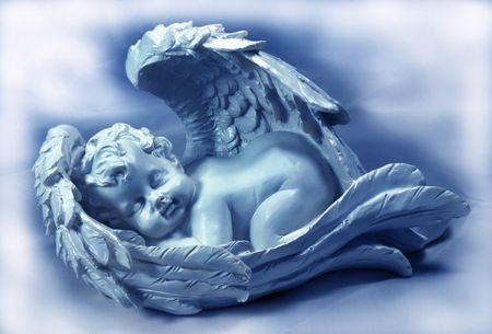 sleeping angel Stock Photo - 3933559