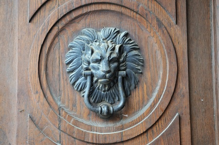 door knocker Stock Photo - 9734022
