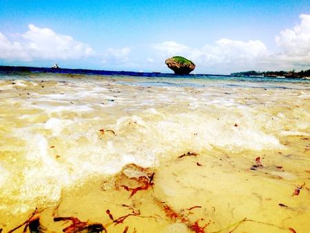 Kenyan beach
