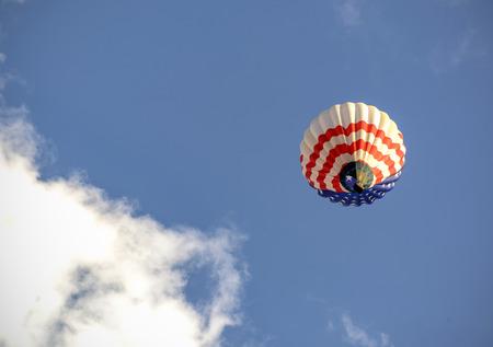 Provo Freedom Festival Hot Air Baloon Imagens