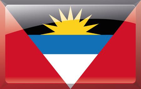 barbuda: Antigua and Barbuda Illustration