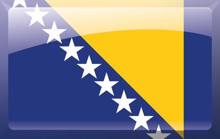 bosnia and herzegovina: Bosnia Herzegovina Illustration