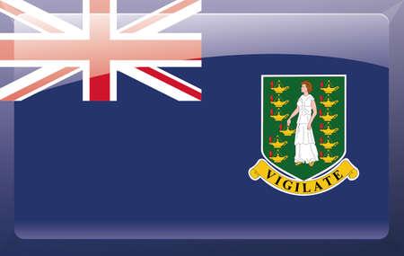virgin islands: British Virgin Islands Illustration