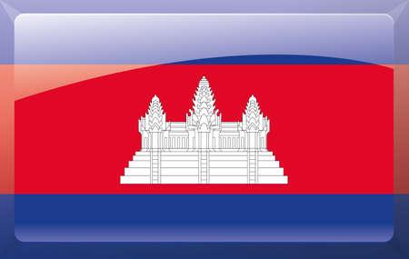 Cambodia Illustration