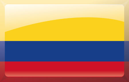 Colombia Illustration