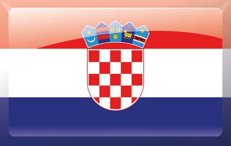 Croatia Illustration