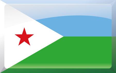Djibouti Illustration