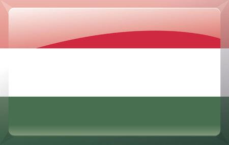 Hungary Illustration