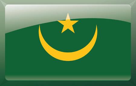Mauritania Illustration