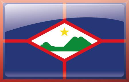 Sint Eustasius flag