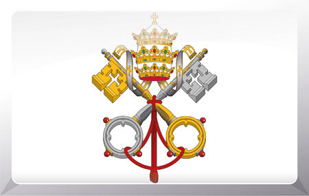 Emblem of the Papacy Stock Vector - 27685155