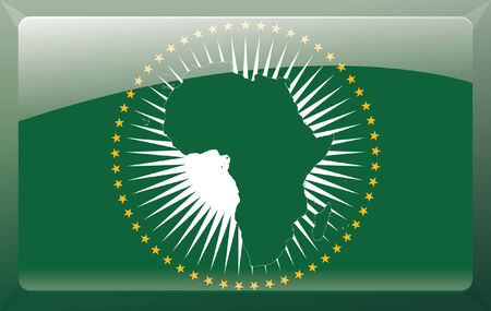 African Union Stock Vector - 27685169