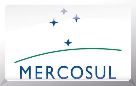 power point: Flag of Mercosul
