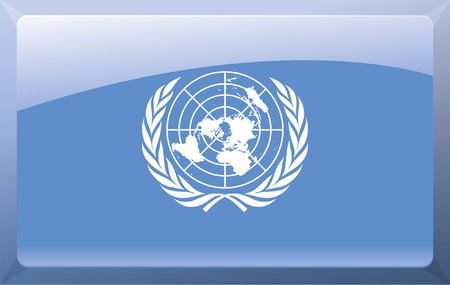 United Nations Flag Stock Vector - 27699860