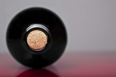 Weinflasche Standard-Bild - 11509617