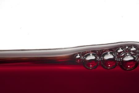 Close-up Rotwein Standard-Bild - 11749884