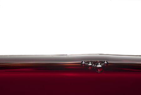 Close-up Rotwein Standard-Bild - 11749781
