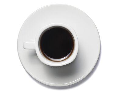 Kaffeetasse Standard-Bild - 12704115