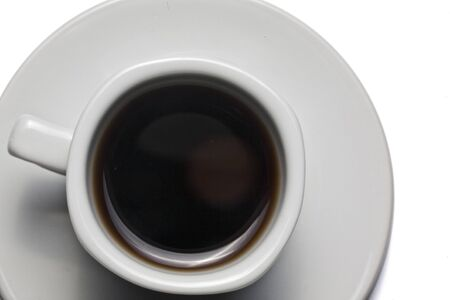 Kaffeetasse Standard-Bild - 12704211