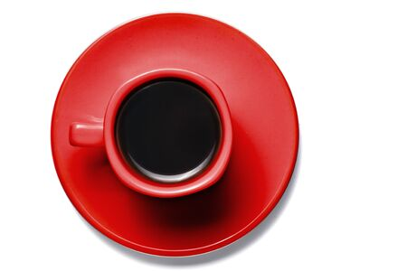 Kaffeetasse Standard-Bild - 12704132